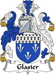Glasier Family Crest