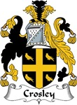 Crosley Family Crest
