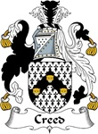 Creed Family Crest