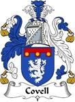 Covell Family Crest