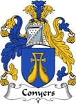 Conyers Family Crest