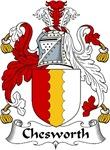 Chesworth Family Crest