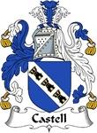 Castell Family Crest