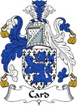 Card Family Crest