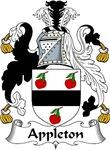 Appleton Family Crest