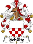 Schulte Family Crest