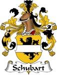 Schubart Family Crest