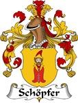 Schopfer Family Crest