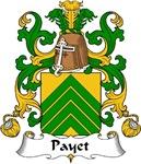 Payet Family Crest