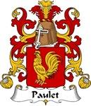 Paulet Family Crest