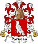 Pariseau Family Crest
