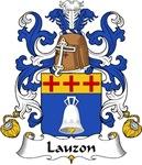 Lauzon Family Crest
