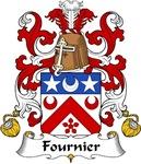 Fournier Family Crest