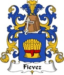 Fievez Family Crest