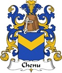 Chenu Family Crest