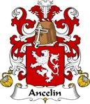 Ancelin Family Crest