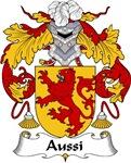 Aussi Family Crest