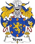 Yepes Family Crest