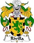 Rivilla Family Crest