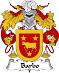 Barbo Family Crest