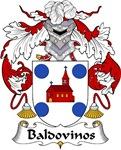 Baldovinos Family Crest