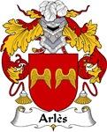 Arles Family Crest
