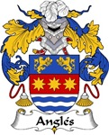 Angles Family Crest