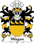 Wogan Family Crest