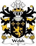 Welsh Family Crest