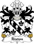 Rixton Family Crest