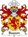 Bauzon Family Crest