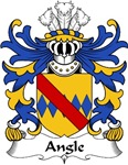 Angle Family Crest