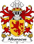 Albanacus Family Crest