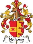 Neubauer Family Crest