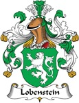 Lobenstein Family Crest