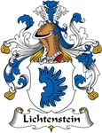 Lichtenstein Family Crest