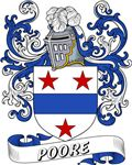 Poore Coat of Arms