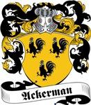 Ackerman Family Crest