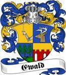 Ewald Family Crest