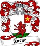 Fuchs Family Crest