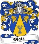 Matz Family Crest