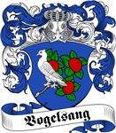 Vogelsang Family Crest