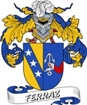 Ferraz Family Crest / Ferraz Coat of Arms