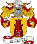Meneses Family Crest / Meneses Coat of Arms