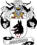 Moscoso Family Crest / Moscoso Coat of Arms