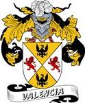 Valencia Family Crest / Valencia Coat of Arms