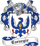 Carnegie Family Crest, Coat of Arms