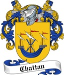 Chattan Family Crest, Coat of Arms