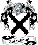 Colquhoun Family Crest, Coat of Arms