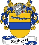 Cuthbert Family Crest, Coat of Arms